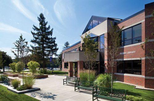 Rivier University online marketing MBA programs