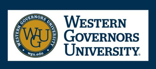 Western Governo's University online MBA information technology management